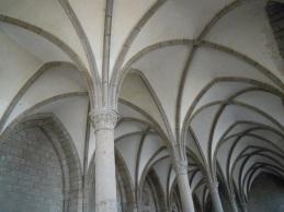 迎賓の間の天井