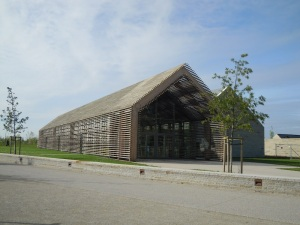 モンサンミッシェル インフォメーションセンター
